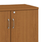 Cabinets with lock