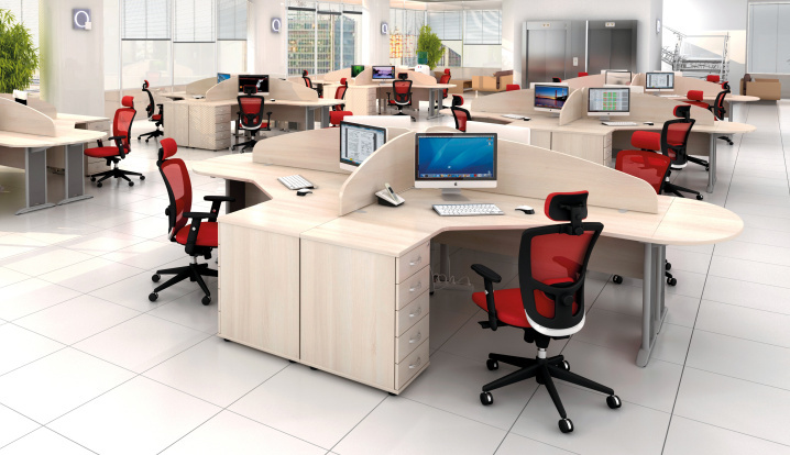 CROSS 200 Office Desks