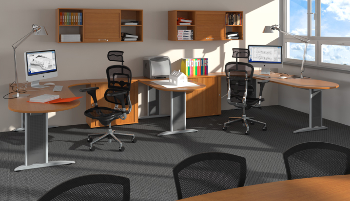 FLEX 200 Office Desks