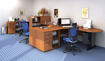CROSS Office Desks