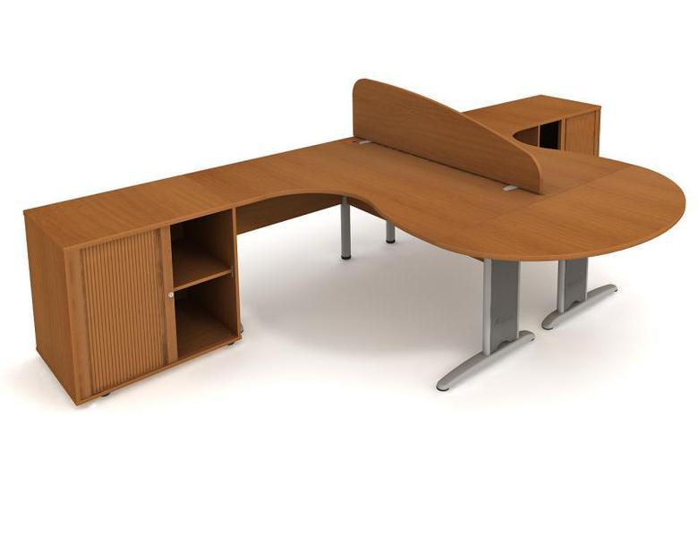 Hobis - CROSS Desks