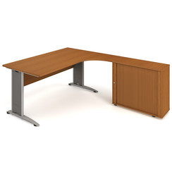 Hobis - CROSS 200 Office Desks - CE 1800 HR L