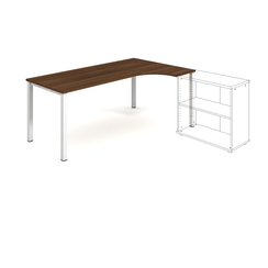 Hobis - UNI Office Desks  - UE 1800 L