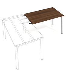 Hobis - UNI Office Desks  - US 1200 RU
