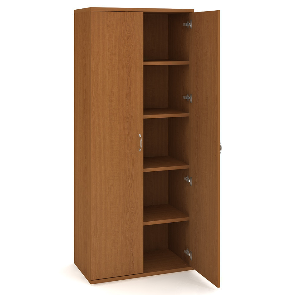 Door cabinet with shelves 192*80 cm - S 5 80 00