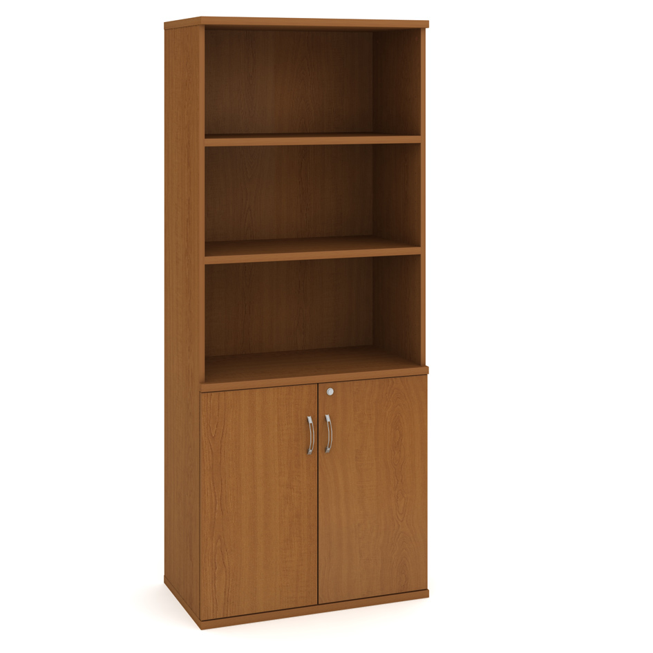 Door cabinet with shelves 192*80 cm - SZ 5 80 03