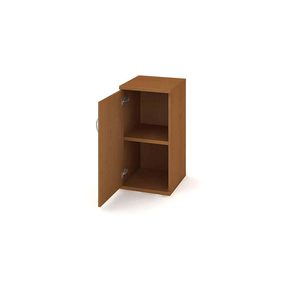 Door cabinet with shelves 76.8*40 cm - S 2 40 01 L