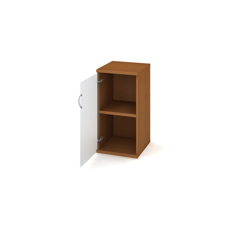 Door cabinet with shelves 76.8*40cm - S 2 40 03 L