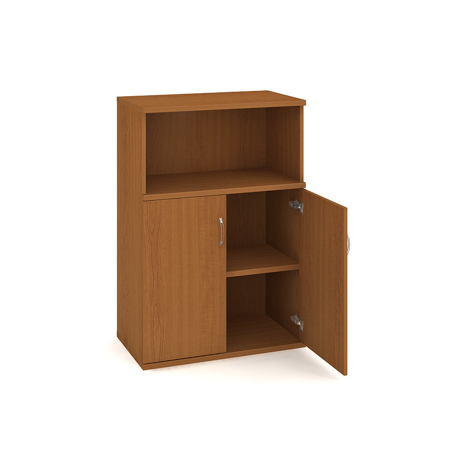 Door cabinet with shelves 115.2*80cm - S 3 80 02