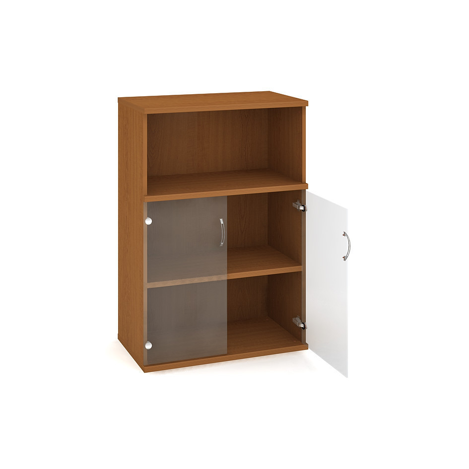 Door cabinet with shelves 115.2*80 cm - S 3 80 09