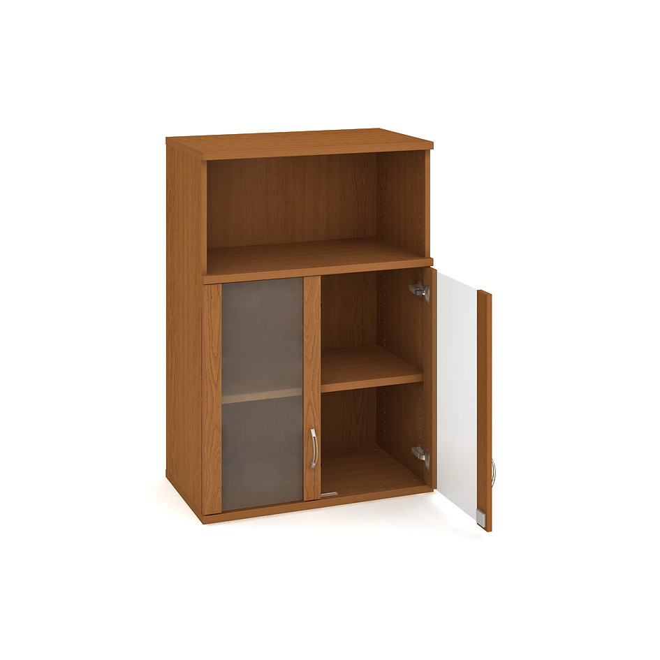 Door cabinet with shelves 115.2*80 cm - SZ 3 80 05 H