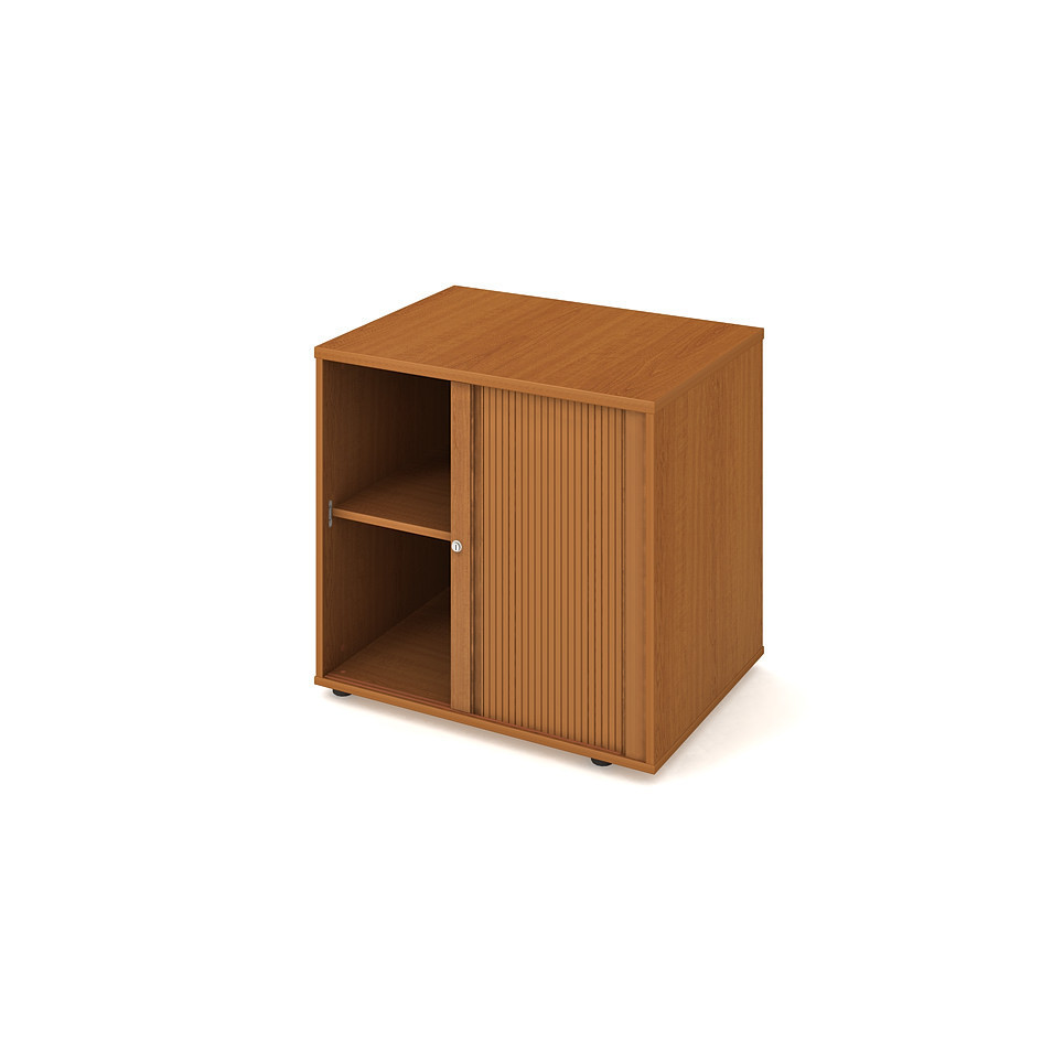 Desk-high cabinet 80cm along w. - SPRZ 80 60 P P