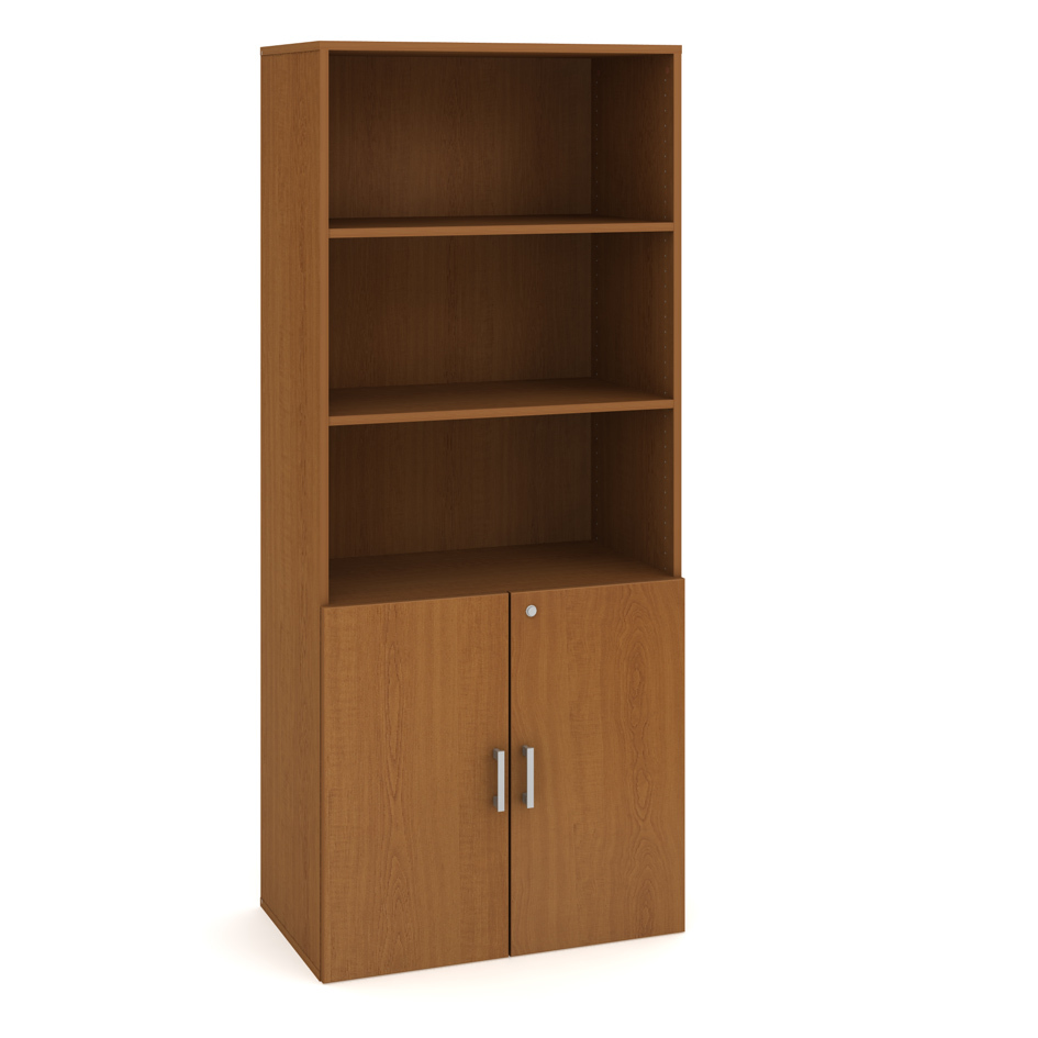 Door cabinet with shelves 185*80cm - DZ 5 80 03