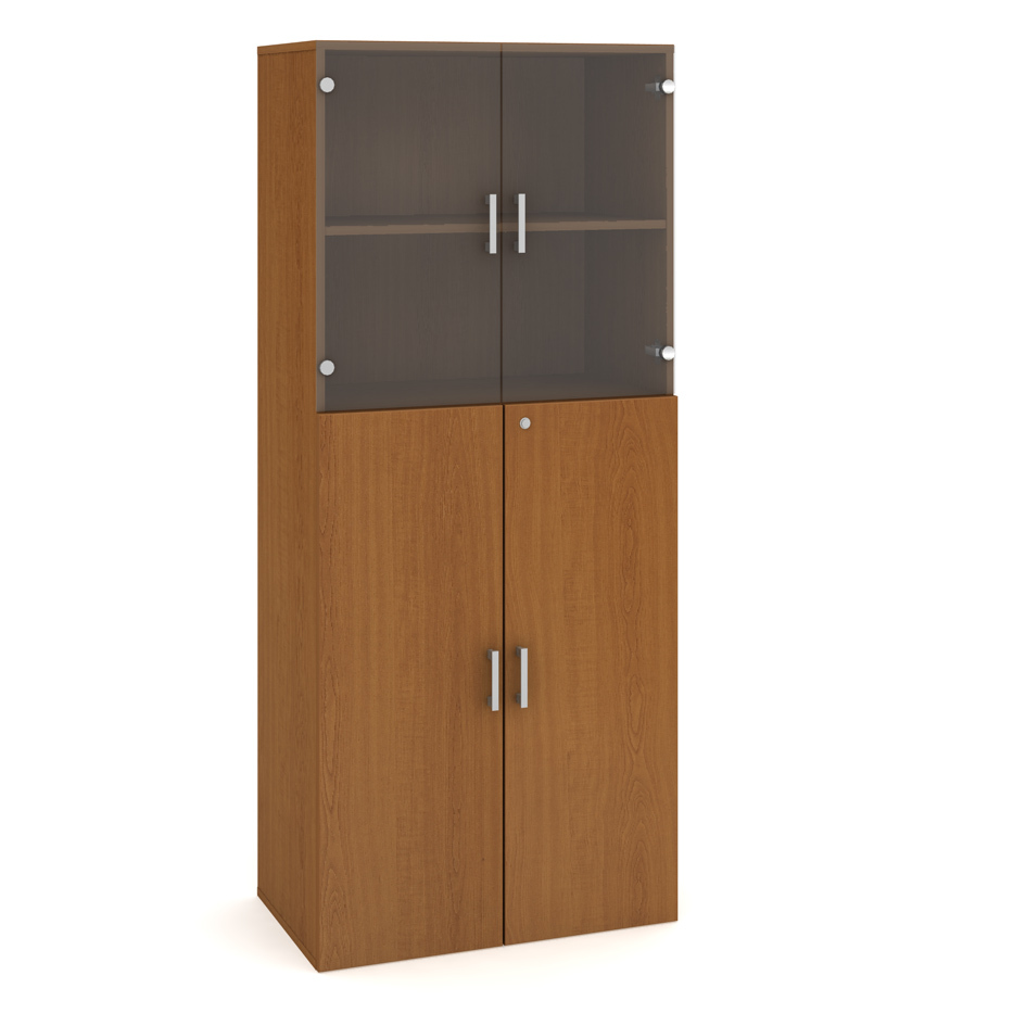 Door cabinet with shelves 185*80 cm - DZ 5 80 08