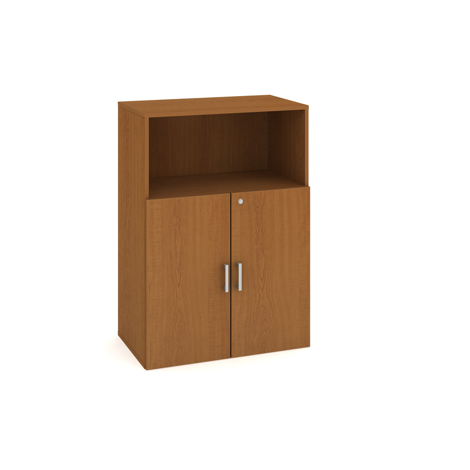 Door cabinet with shelves 111*80 cm - DZ 3 80 02