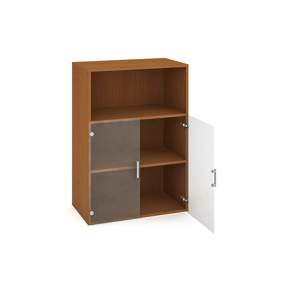 Door cabinet with shelves 111*80cm - D 3 80 05