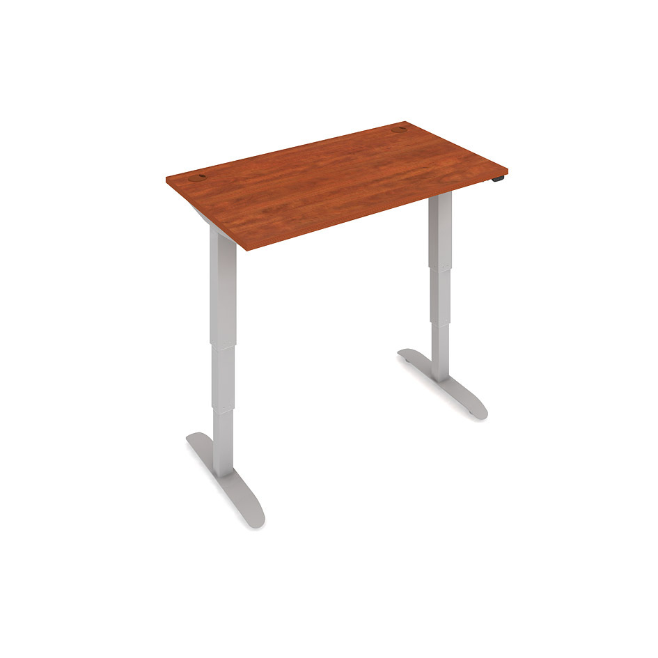 Height-adjustable desk 120cm, classic control - MS 3 1200