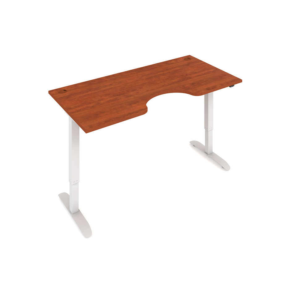 Height-adjustable ergo desk 160cm, classic control - MSE 2 1600