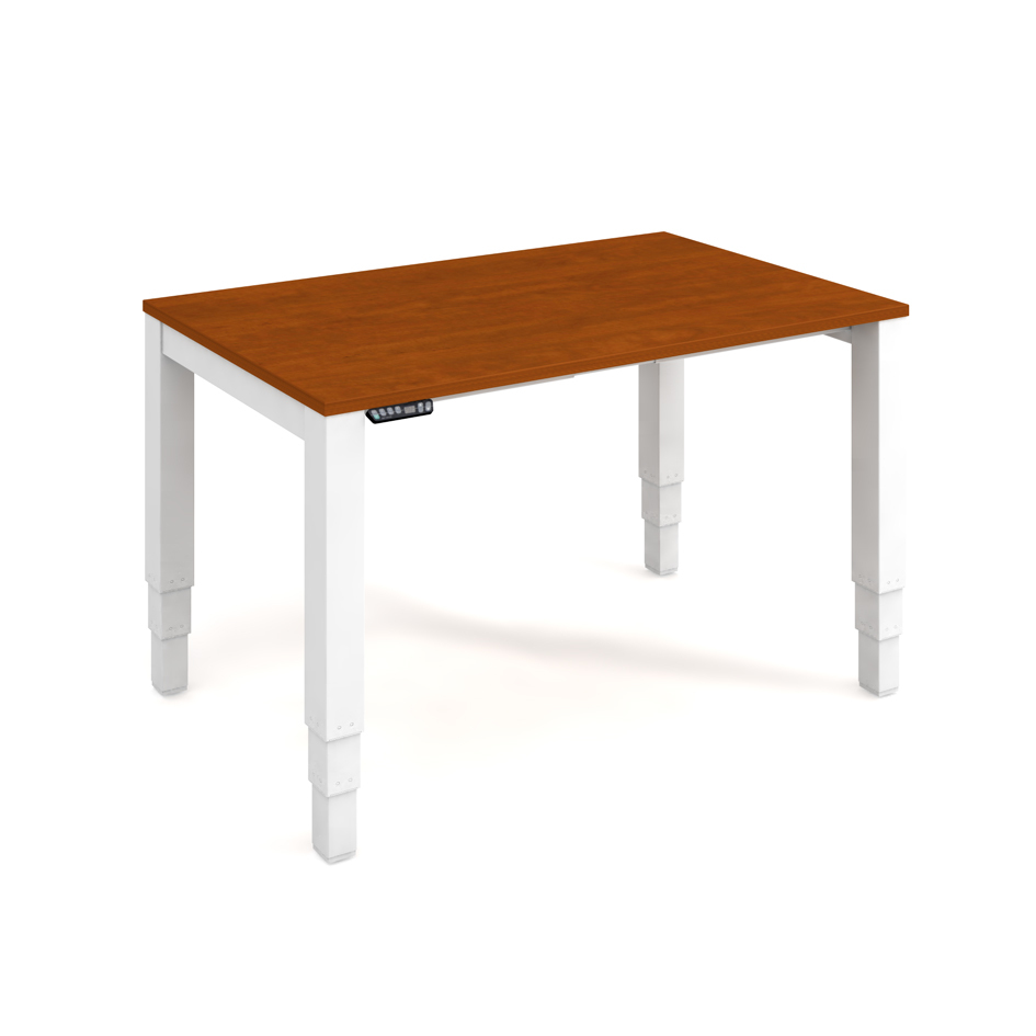Height-adjustable desk UNI 140 cm, controller with memory - MSU 3M 1400