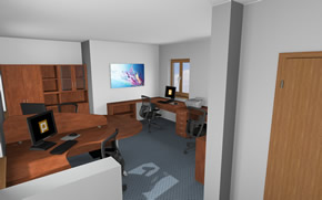 3D Designer of offices On-line
